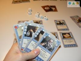 Die-Zwerge-Kartenhand